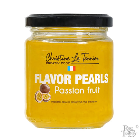 Passion Fruit Flavor Pearls