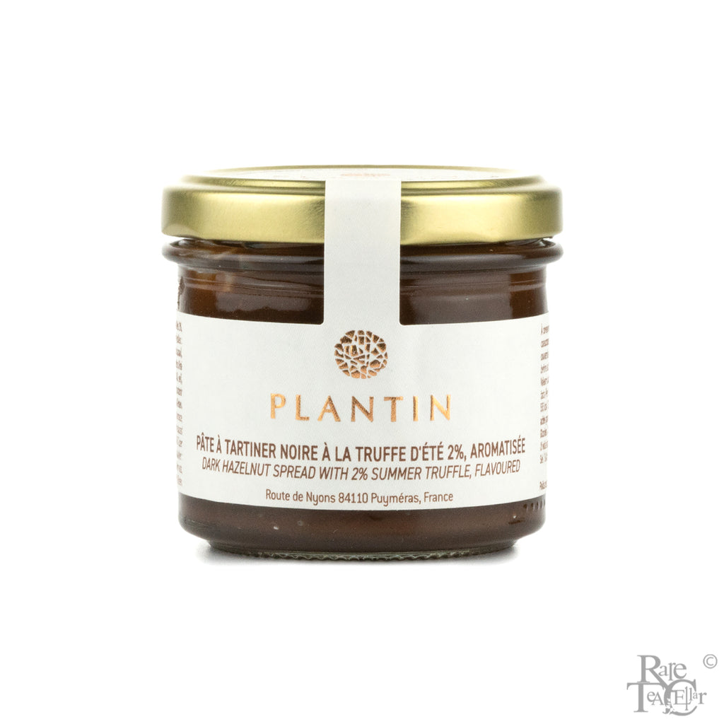 Plantin Dark Hazelnut Spread With Summer Truffle - Rare Tea Cellar