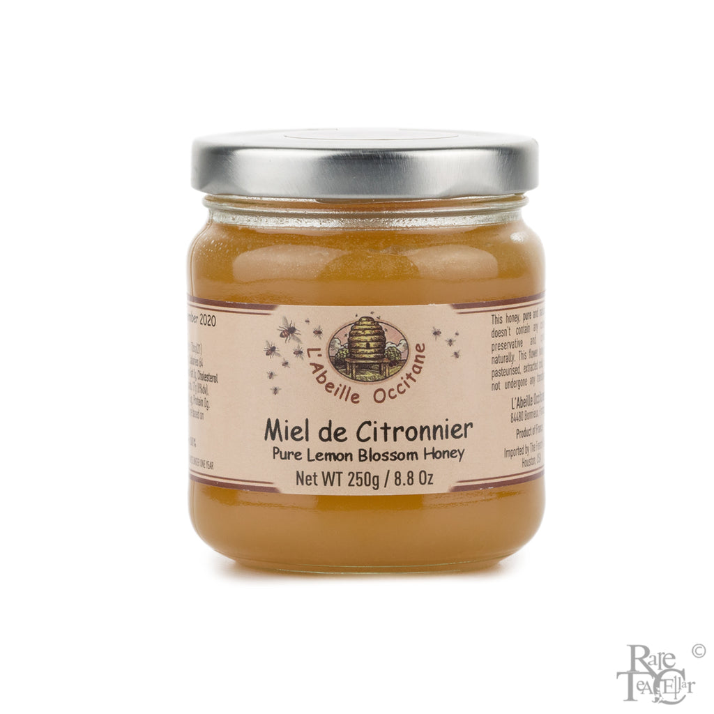 Miel de Citronnier - Pure Lemon Blossom Honey - Rare Tea Cellar