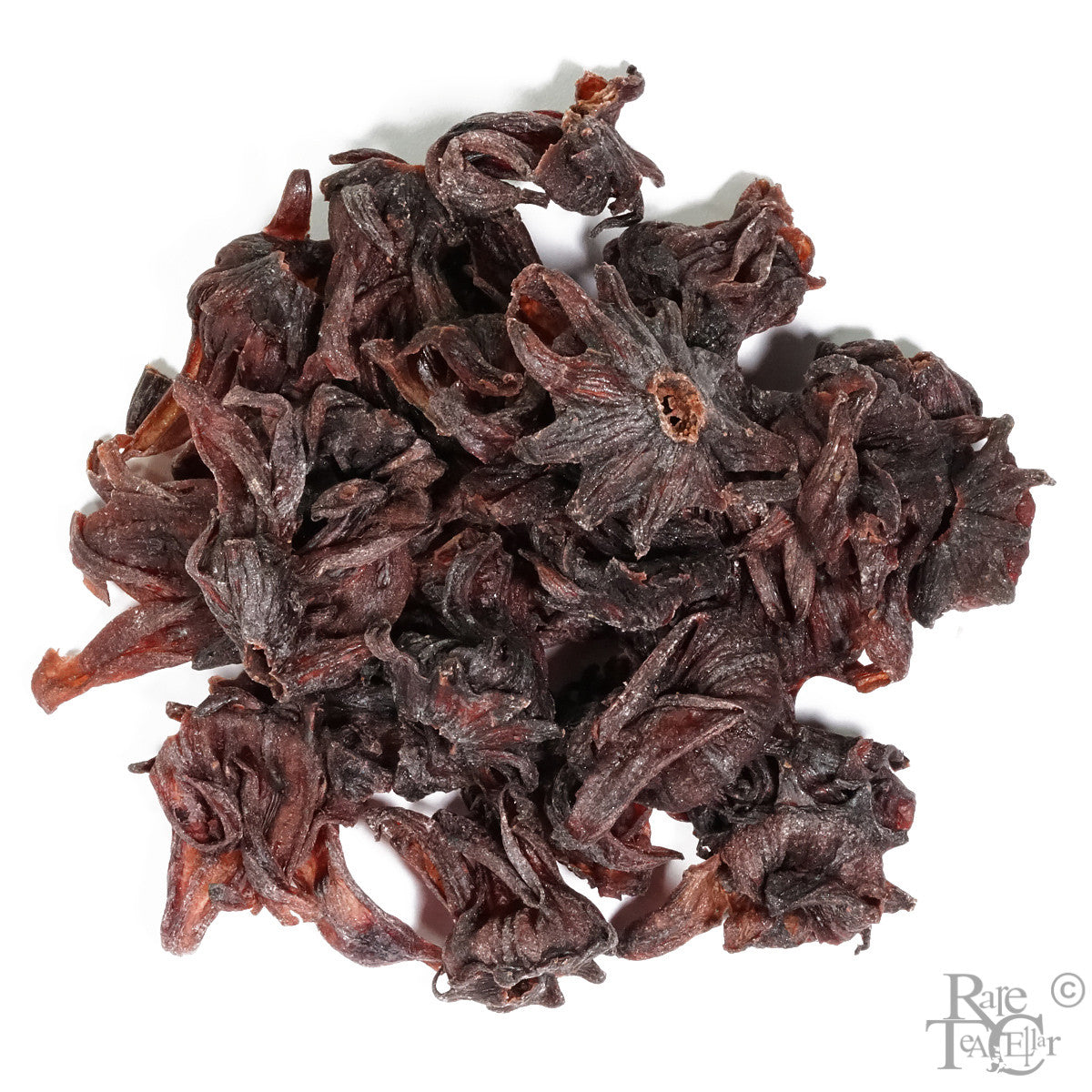 Rtc Dried Candied Hibiscus Rare Tea Cellar