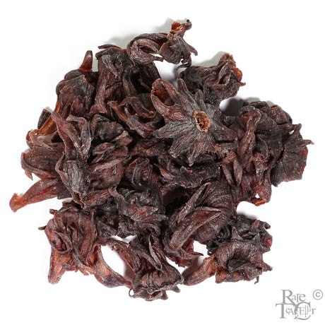 RTC Dried Candied Hibiscus