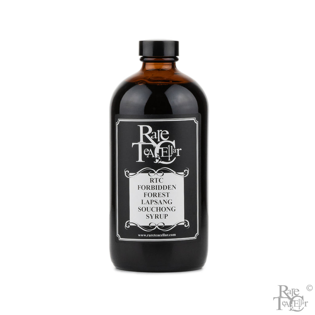 RTC Forbidden Forest Lapsang Souchong Syrup