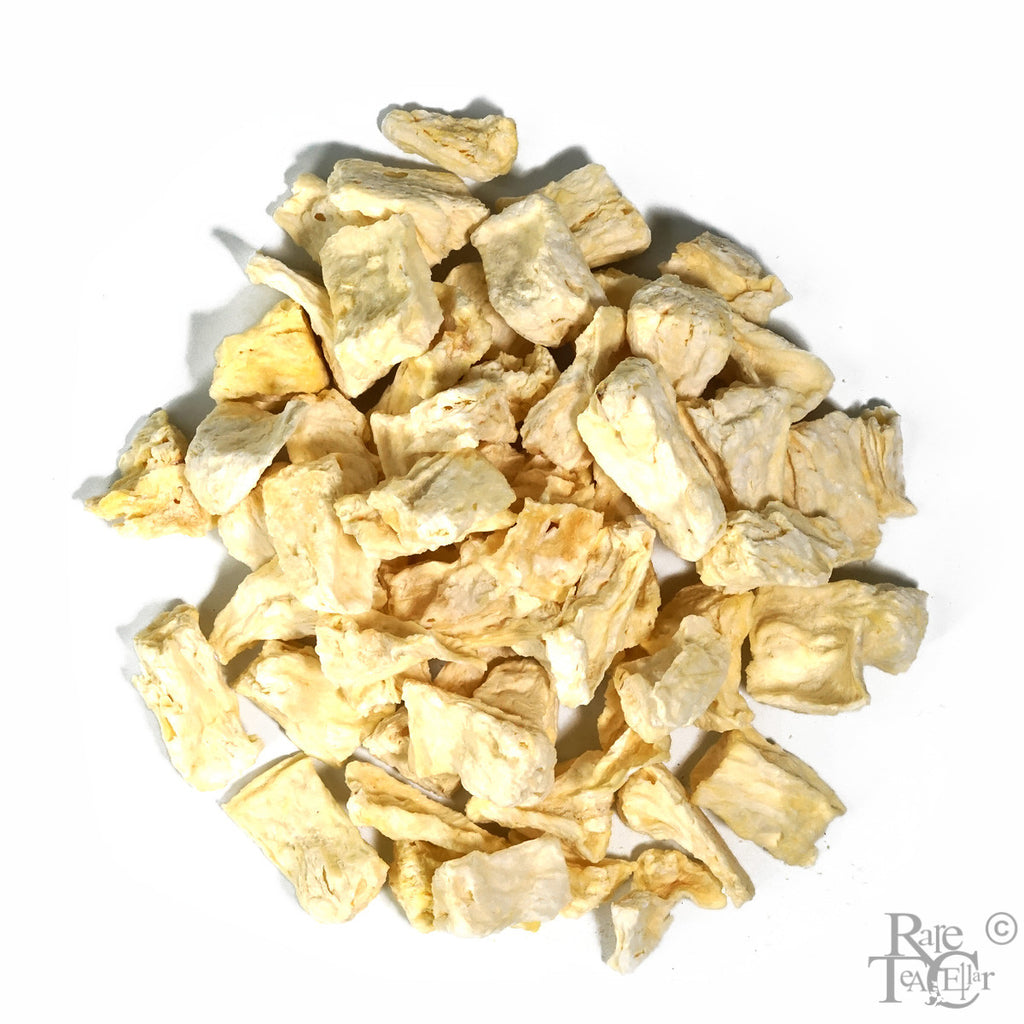 RTC Freeze Dried Hawaiian Pineapple Chunks - Rare Tea Cellar