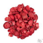 RTC Freeze Dried Mountain Strawberry Slices Grade AAA - Rare Tea Cellar