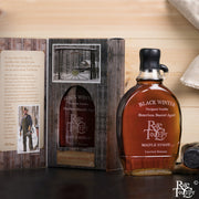 RTC & Burton's Maplewood Farm Limited Edition Black Winter Perigord Truffle Maple Syrup - Rare Tea Cellar