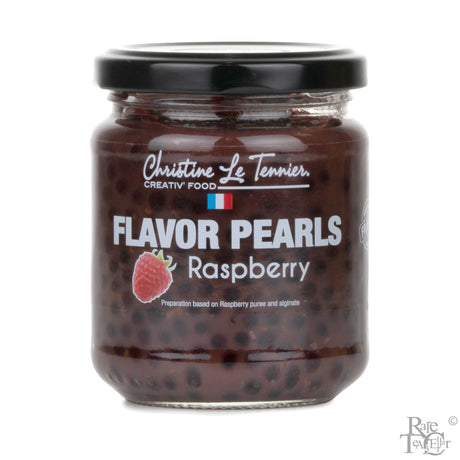 Raspberry Flavor Pearls