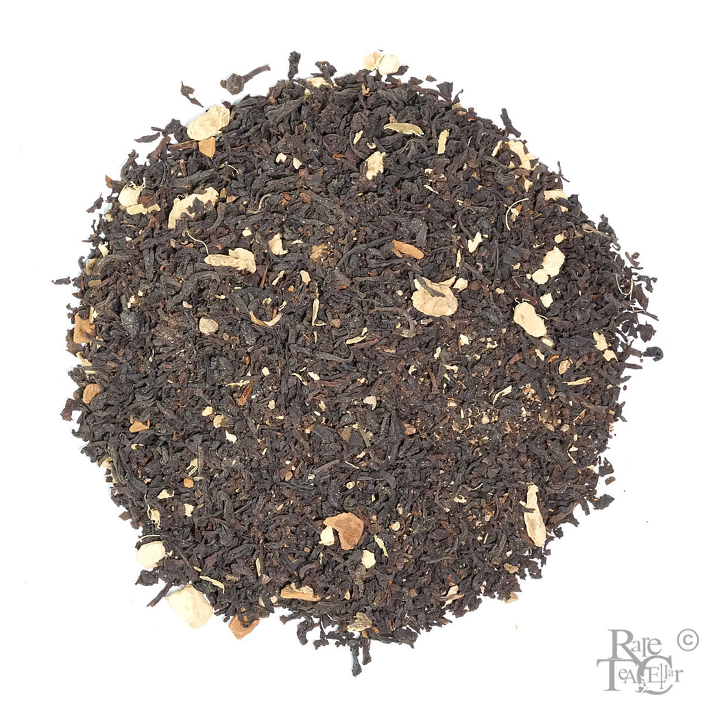 Sicilian Wild Flower Chai - Rare Tea Cellar