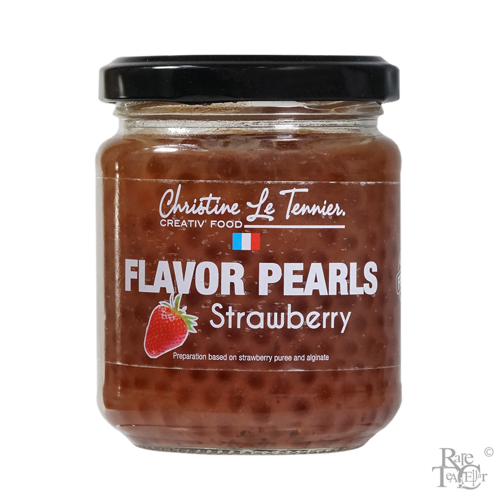 Strawberry Flavor Pearls