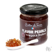 Vinegar and Shallots Flavor Pearls