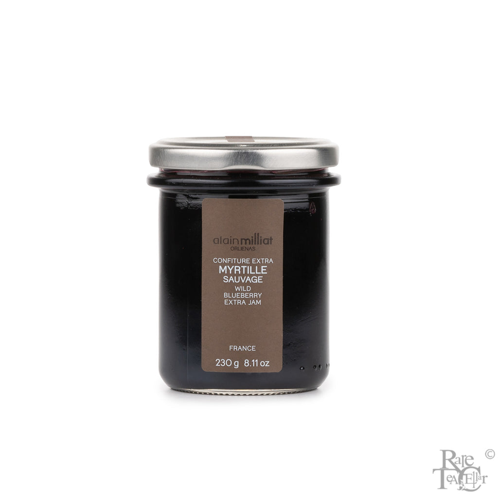 Wild Blueberry Extra Jam - Alain Millat - Rare Tea Cellar