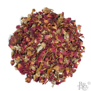 Wild Dried Red Rose