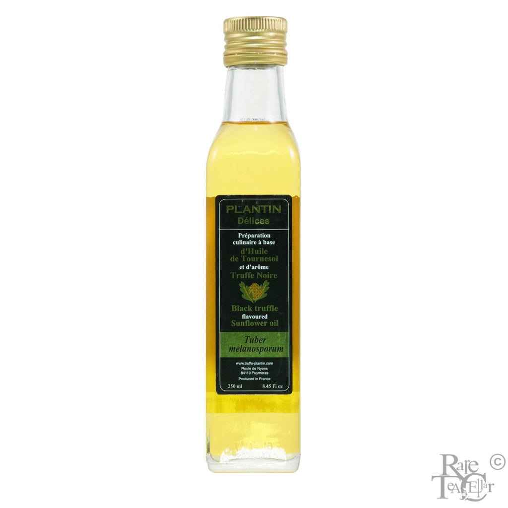 Black Truffle Sunflower Oil (Tuber Melanosporum) - Rare Tea Cellar