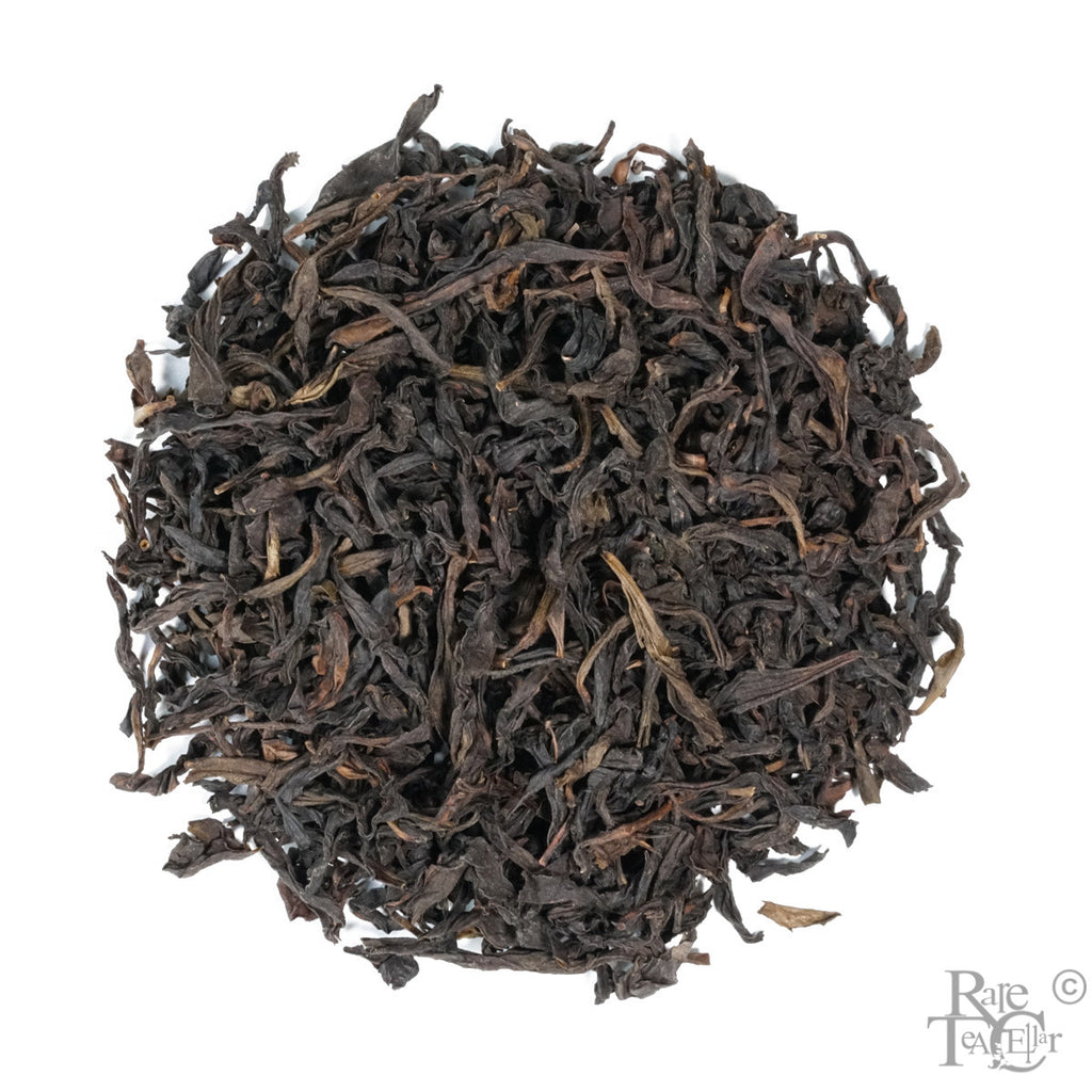 Wuyi Rock Oolong (Organic)