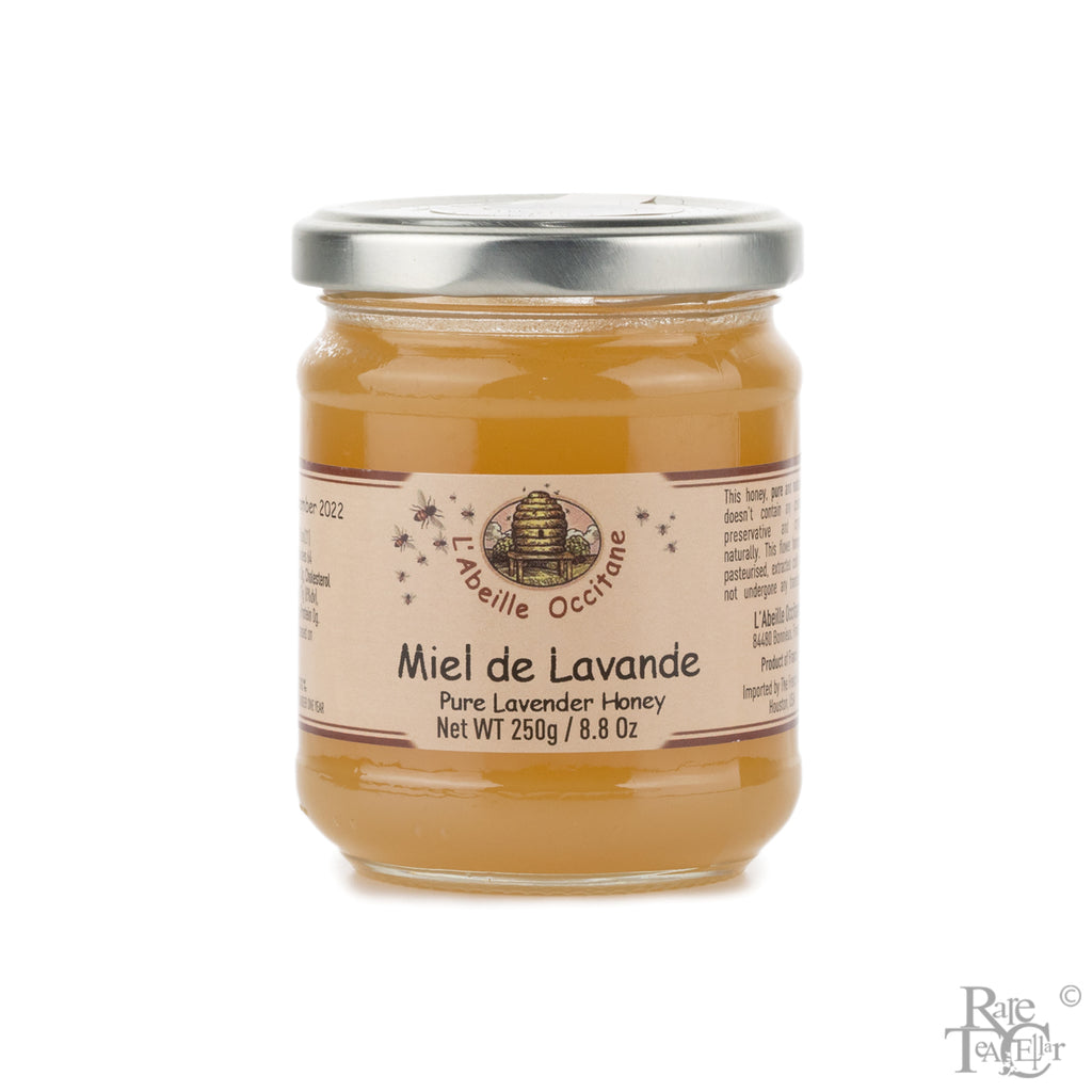 Miel De Lavande Pure Lavender Honey - Rare Tea Cellar