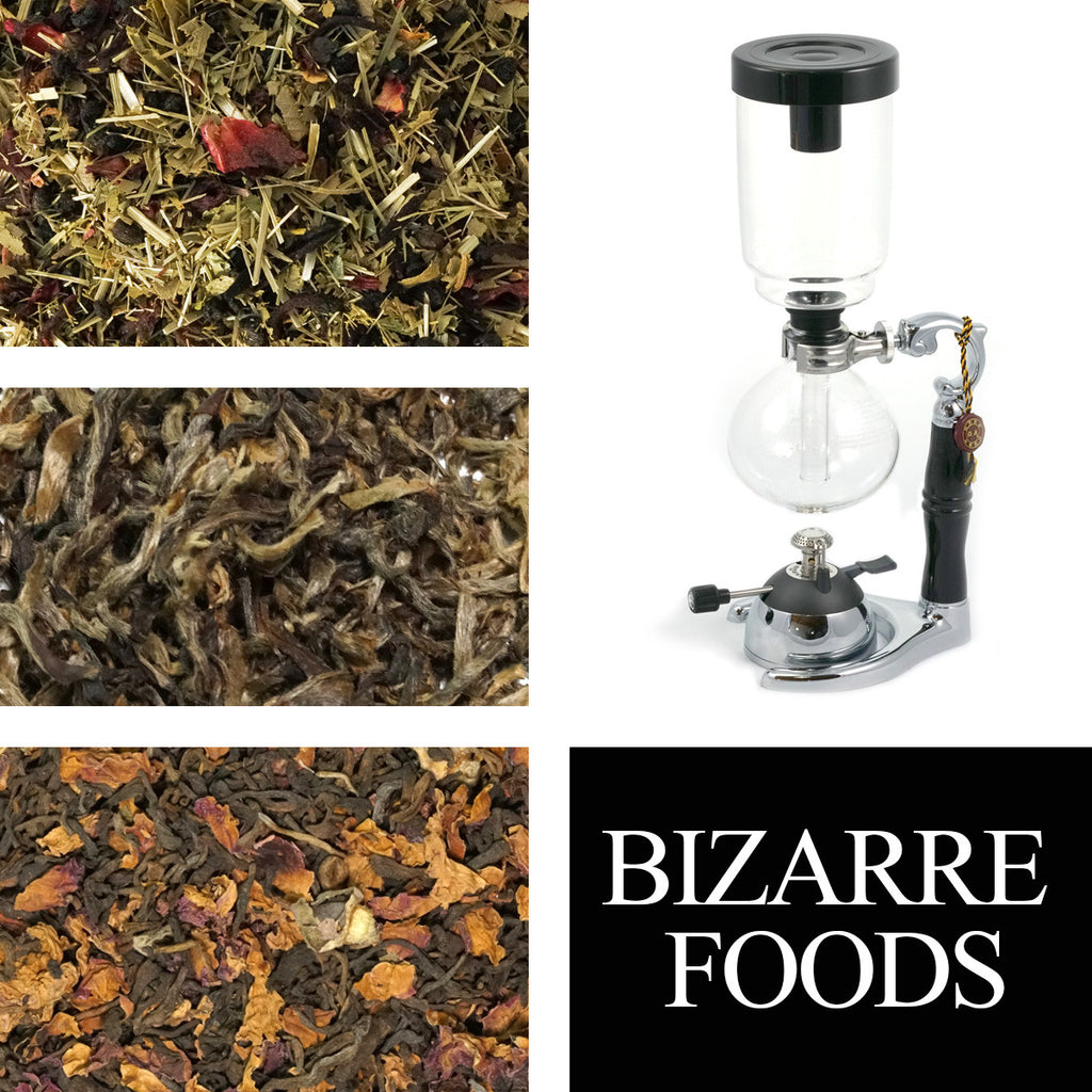 Bizarre Foods Sampler - Rare Tea Cellar