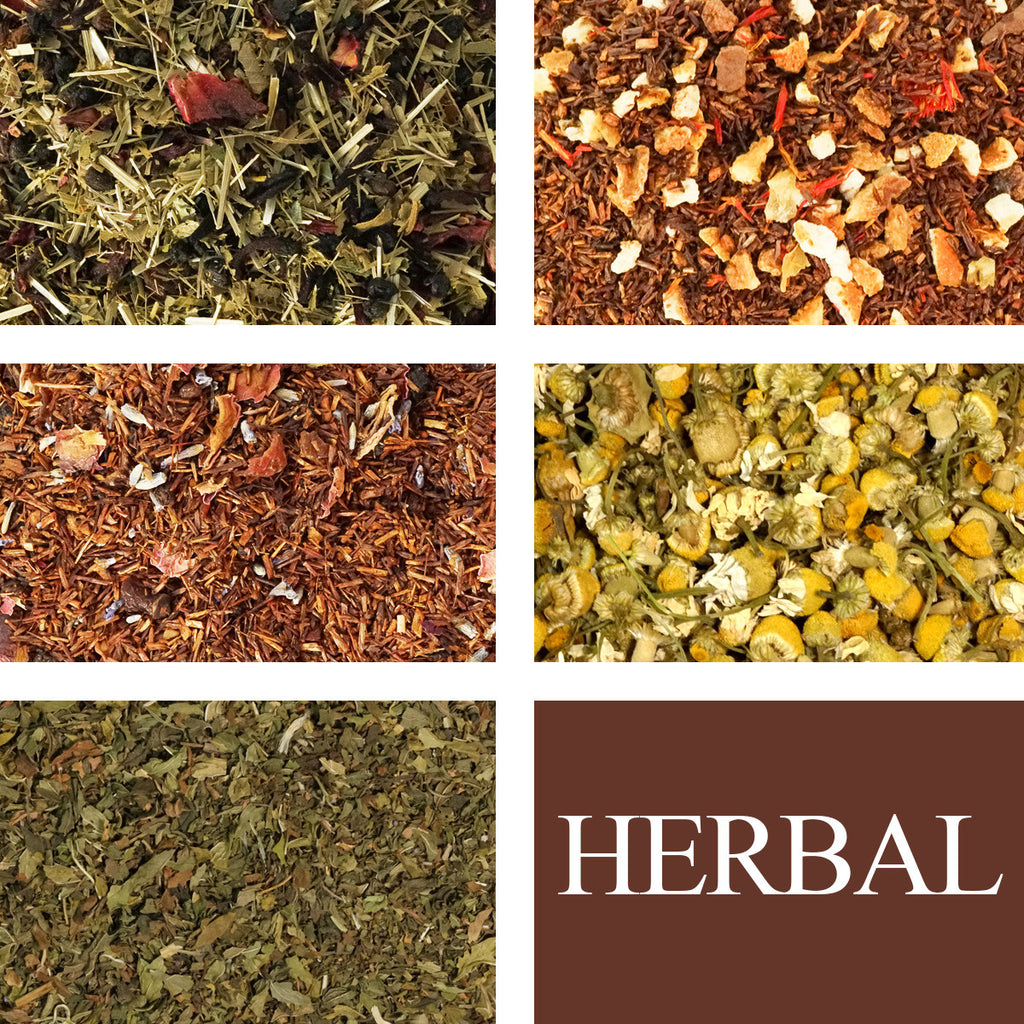 Herbal Sampler - Rare Tea Cellar