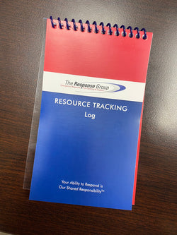 Log Book - Resource Tracking Log