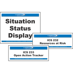 Situation Status Display Signs