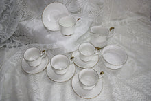 Royal Albert - Val D'or Coffee Set