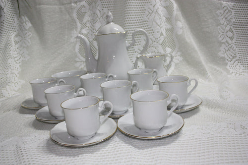Bohemia Coffee Set