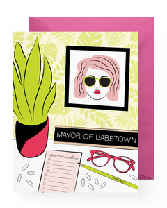 Mayor of Babetown