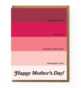 Paint Chip Mother's Day