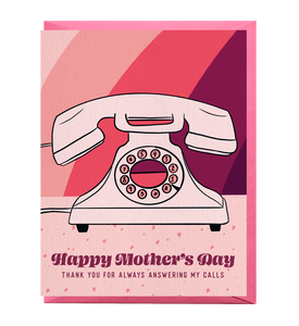 Mother's Day Call
