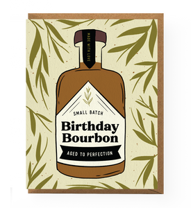 Birthday Bourbon