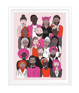 Our Voices Matter Art Print