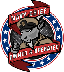 Navy Chief Owned & Operated