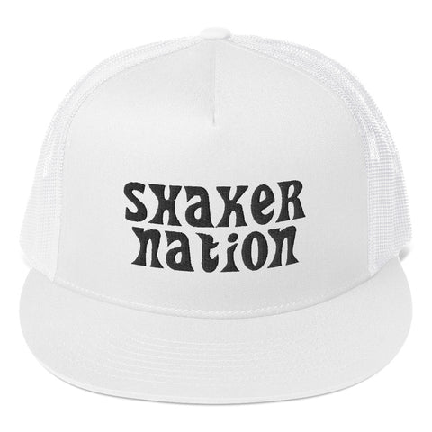 Shaker Nation Trucker Cap