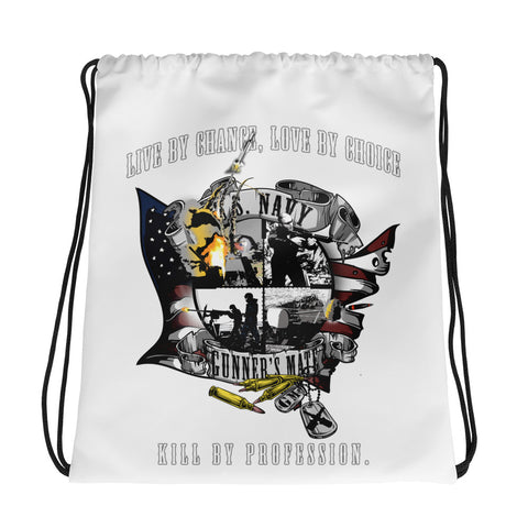 GM Drawstring Bag