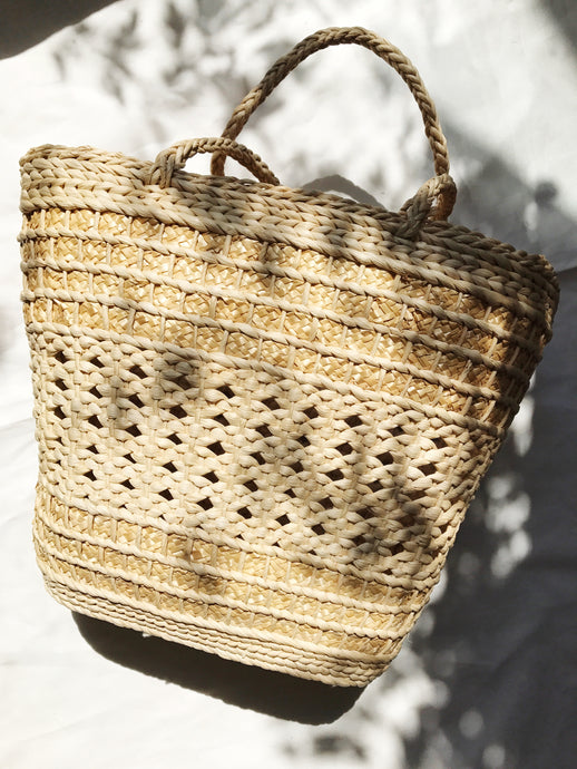 Natural Shopper Basket