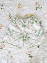 Antique Quilt Shorts - Child 7-10