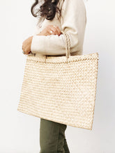 Simple Woven Tote no. 1
