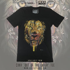 "CXXII "" Out of the Eater"" Tee"