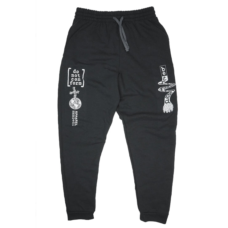 "CXXII ""Do Not Conform"" Joggers"