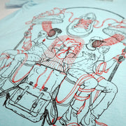 "Encounters Collection ""The Travelers"" Tee"