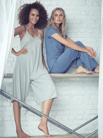Elements Modal Jumpsuit, Tee & Lounge Pant