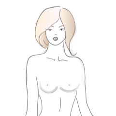 Athletic - Breast Shape Guide