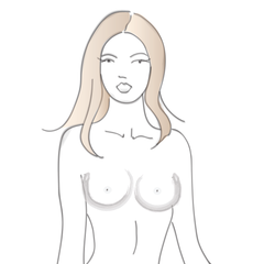 Round - Breast Shape Guide