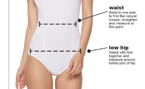 How to find the perfect fitting panty
