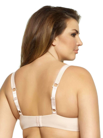 Paramour by Felina Sensational T-Shirt Bra color-sugar baby