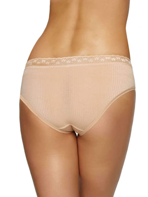 Felina Aubrie Boyleg Pant back shot color-fawn