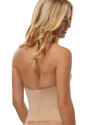 Felina New Essentials Push Up Bustier color-warm neutral
