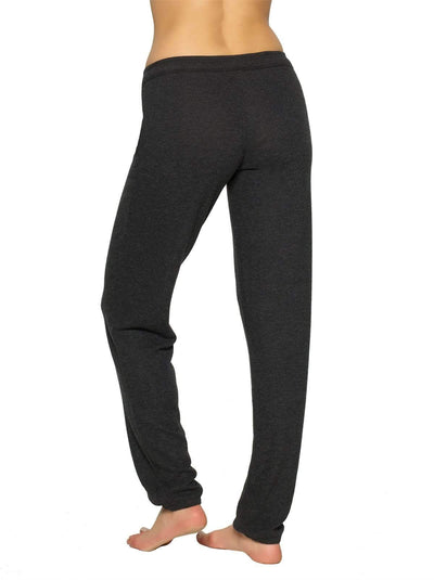 Felina Victoria Jogger Pant back shot color-charcoal
