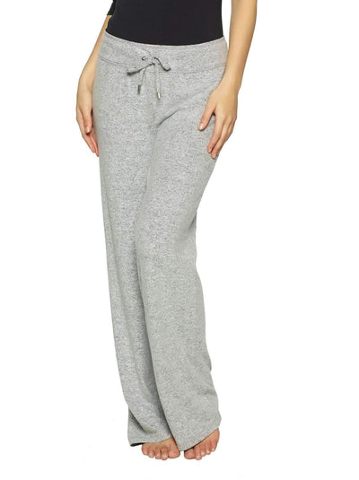 Felina Victoria Lounge Pant color-heather gray
