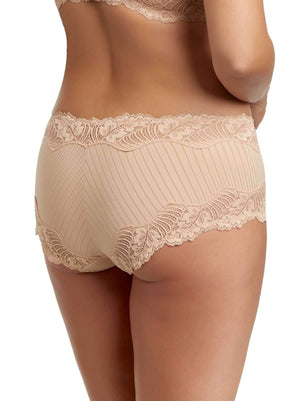 Paramour by Felina Stripe Delight Hipster color-fawn