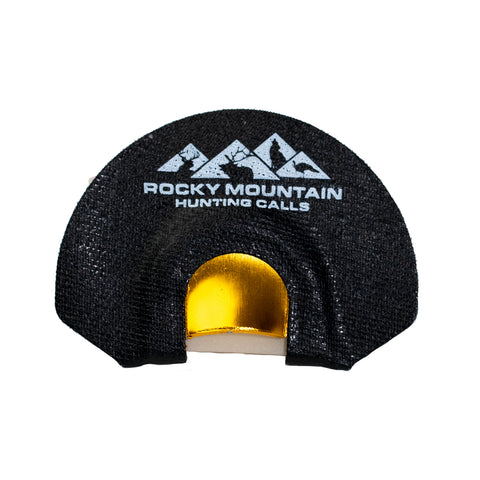 Rocky Mountain Hunting Calls Black Magic Diaphragm Elk Call