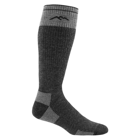 Darn Tough Merino Hunter Over-the-Calf Extra Cushion 2013 Socks Charcoal - goHUNT Shop